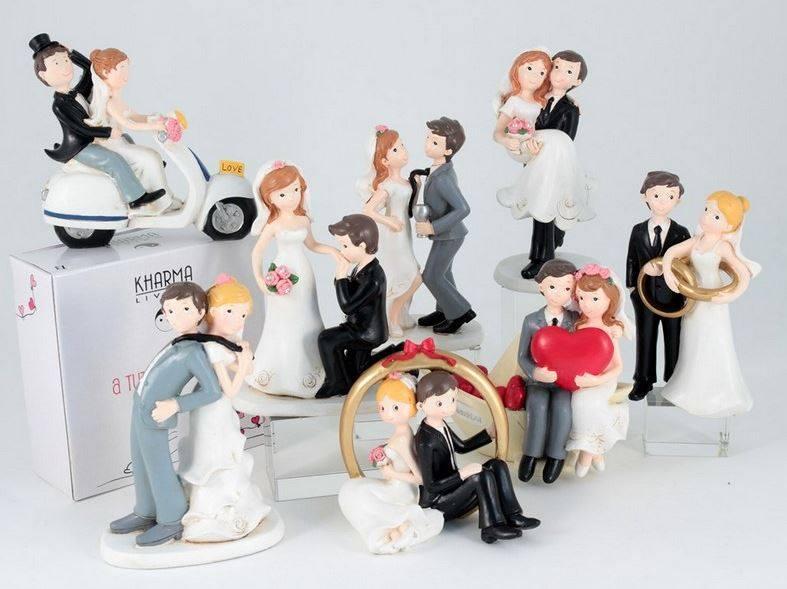 cake-topper-sposi-2016-divertenti-simpatici-romantici-in-moto